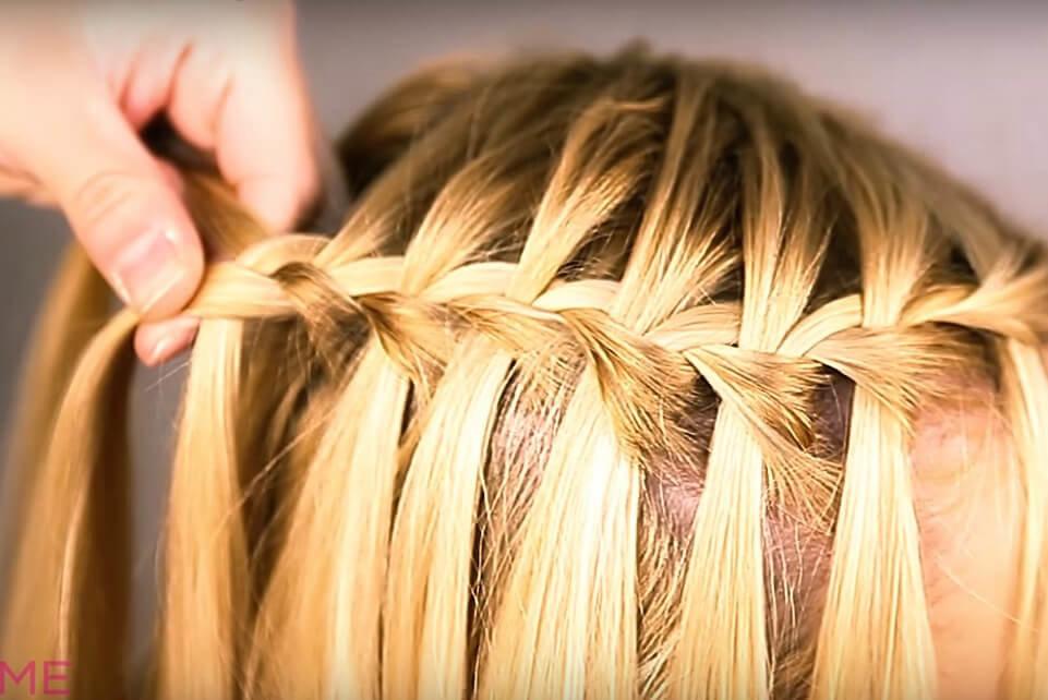 Коса картинки пошаговое фото