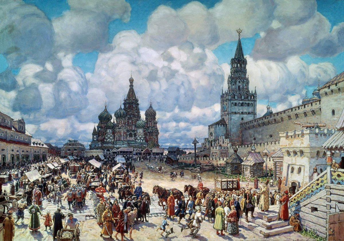 История москвы картинки, картинки днем