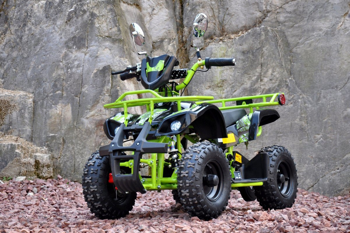Купить электроквадроцикл ATV