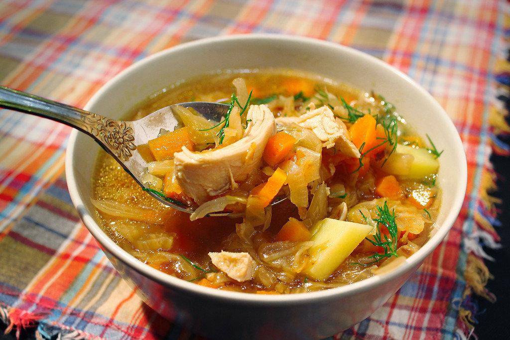 роль супы из квашеной капусты рецепты с фото барок тоже