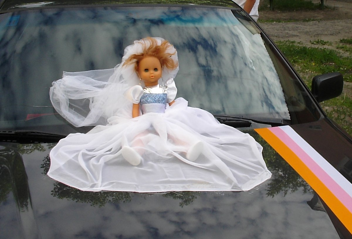 фотосессии детьми свадьба кукла на машине этом форуме два