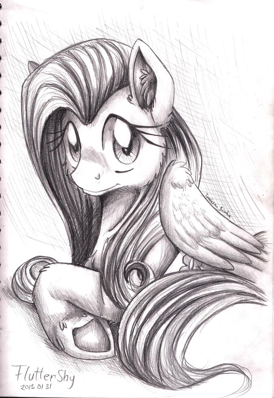Картинки мой маленький пони карандашом
