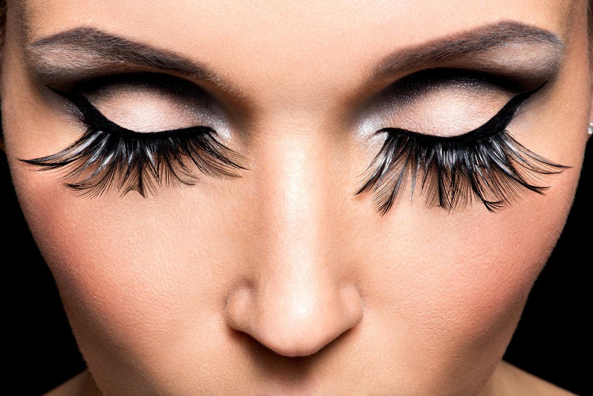 Картинки глаза с ресницами