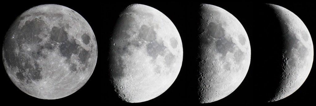 любовные привороты на убывающую луну