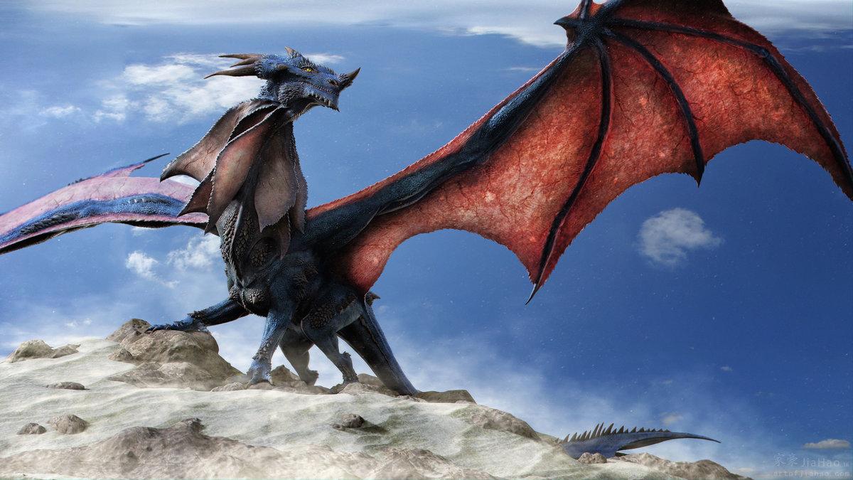 нарисованная все про драконов с картинками конечно