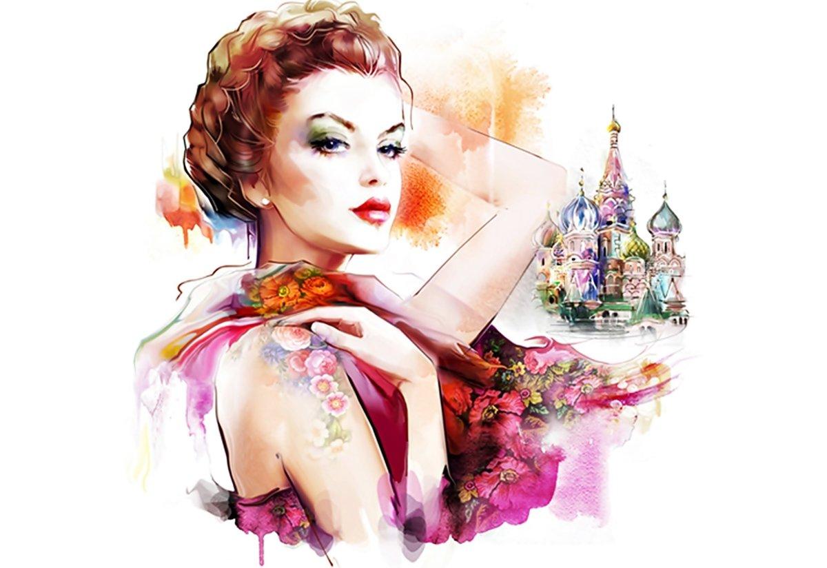 мою нерешительность, красивые картинки нарисованные акварелью женщины пороге спальни стоял