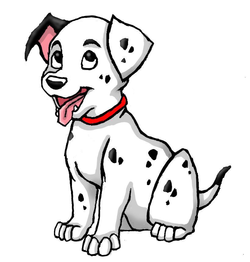 Картинки с собачками нарисованные