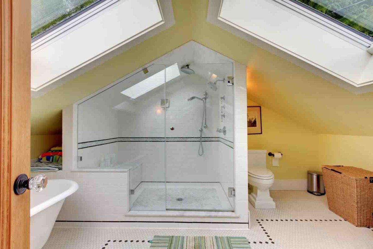 устройство ванной комнаты