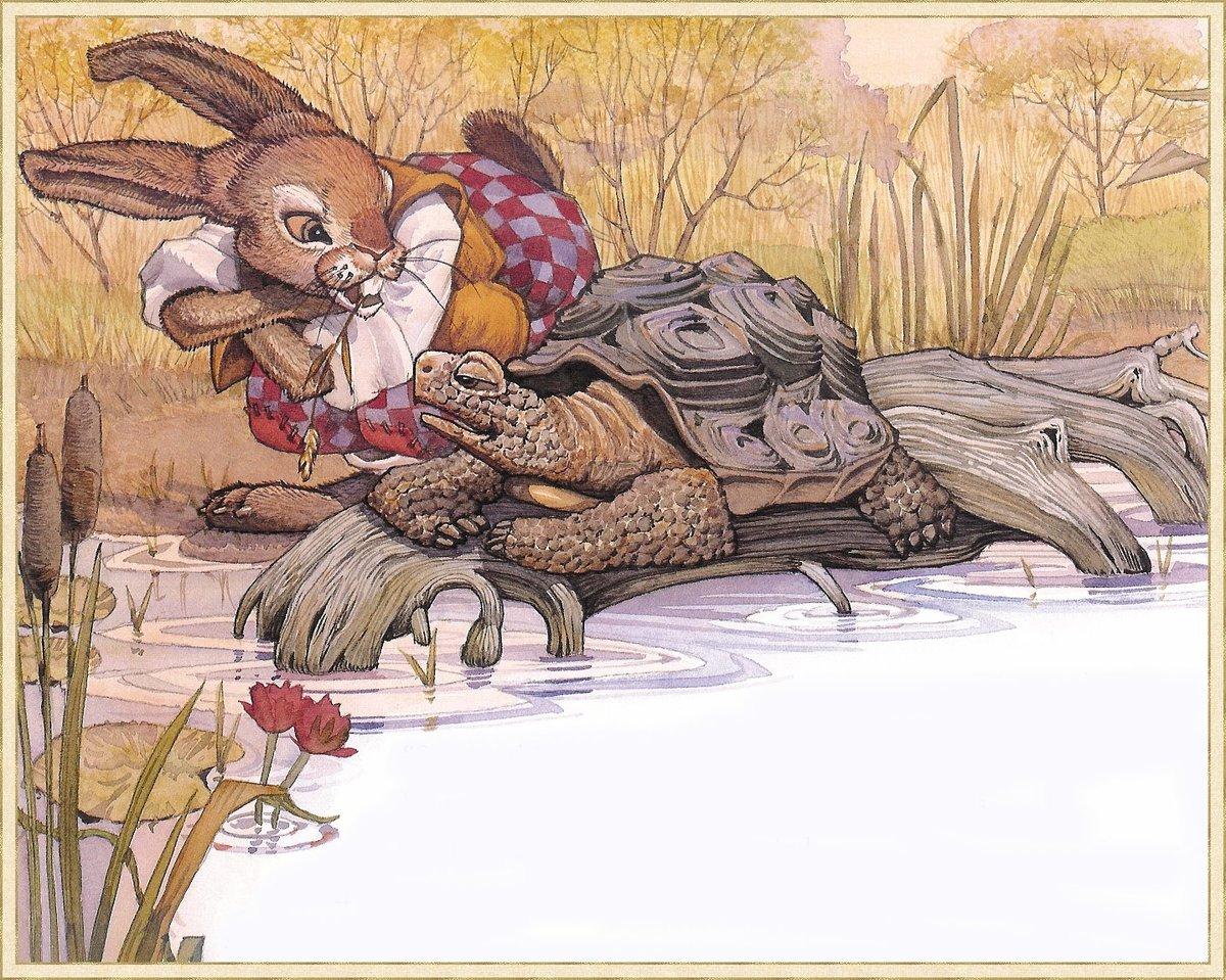 Иллюстрации к сказкам дядюшки римуса