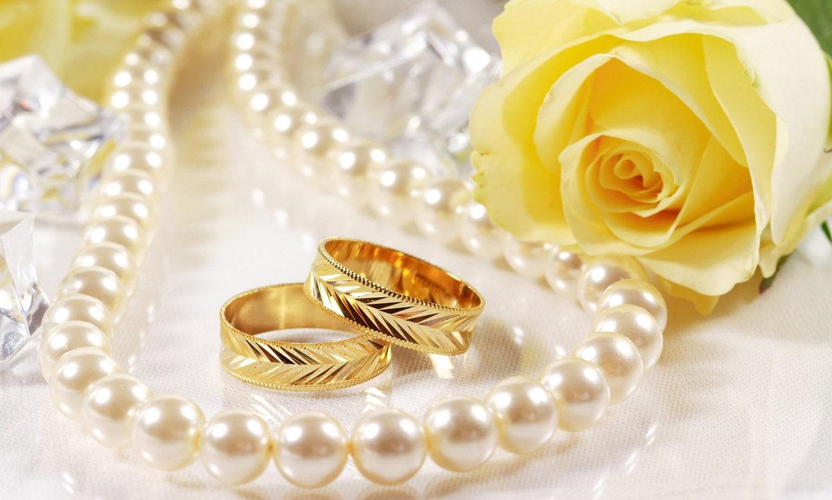 Свадебные кольца открытки, надежде день