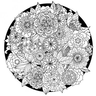Advanced Coloring Pages for Adults who like to color 700 adult coloring pages to print