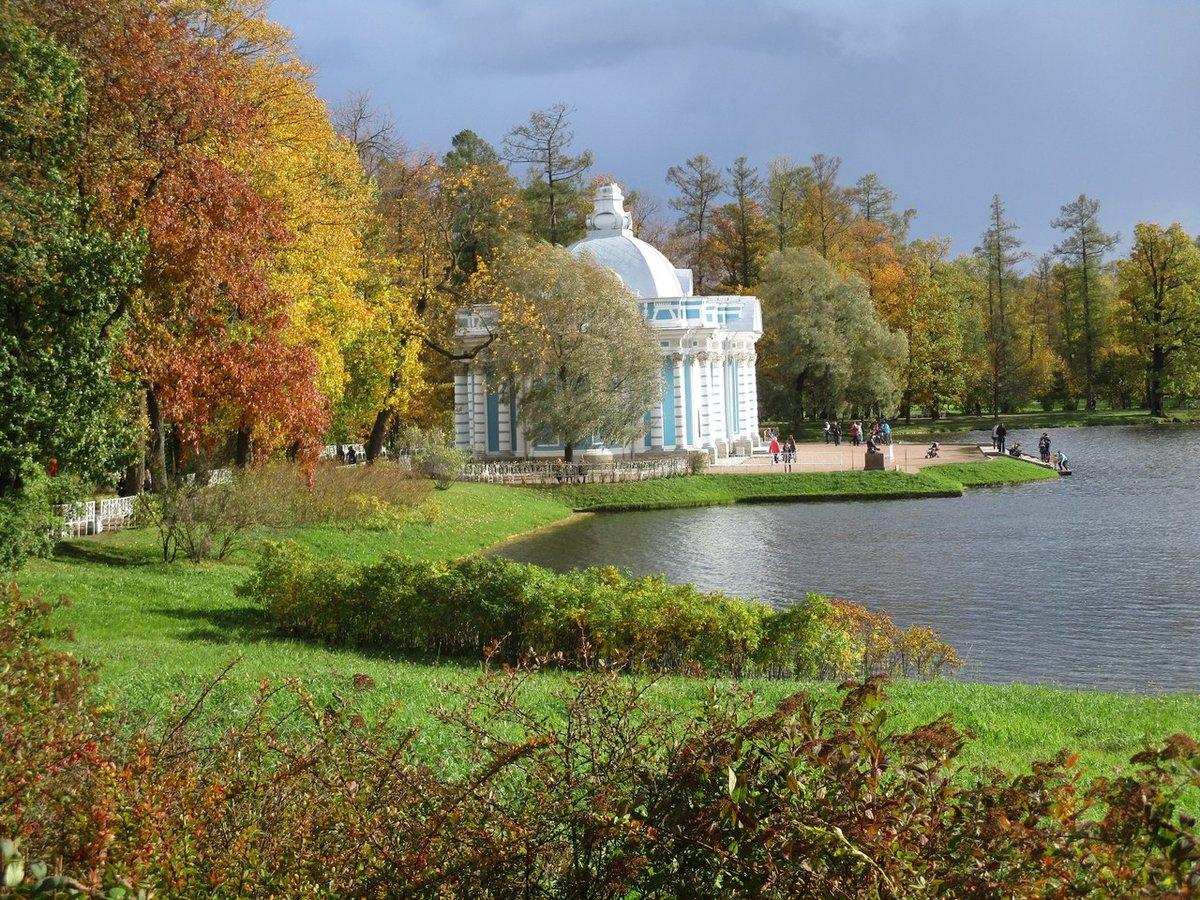екатерининский парк в москве в картинках находятся значки