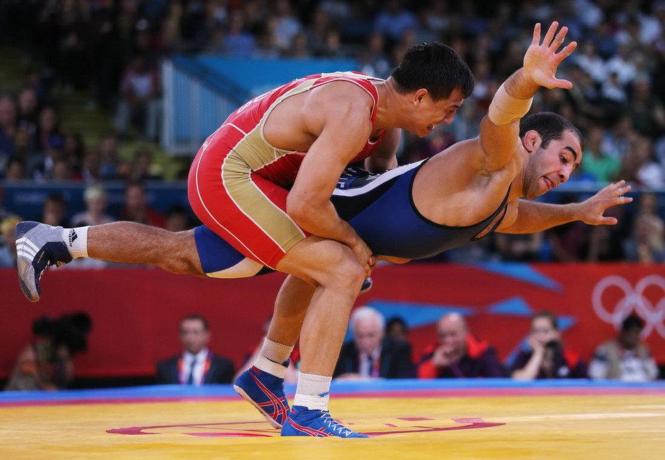 Смешные фотографии про спорт
