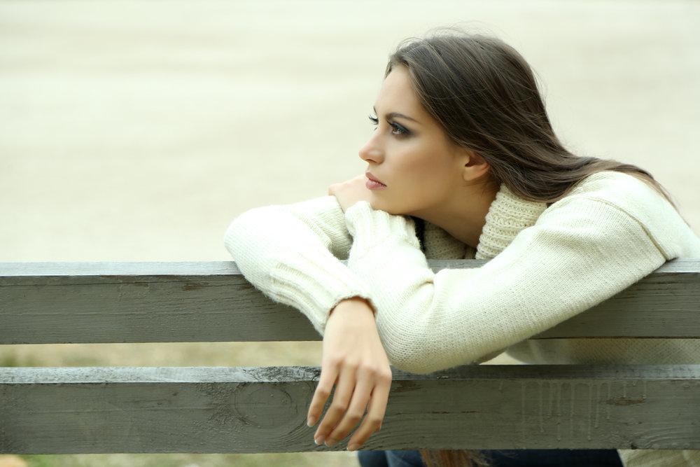 Днем рождения, картинки одинокие женщины