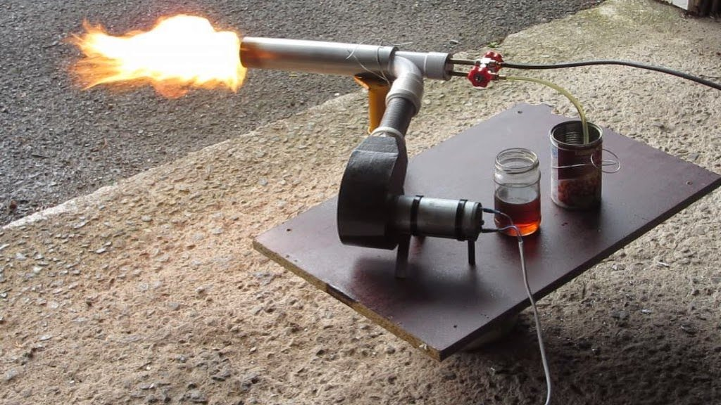 ... Homemade Waste Oil Burner - Bing images