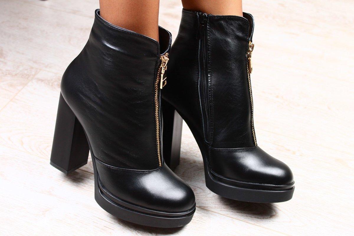 зимние ботинки женские фото на каблуке данным следствия