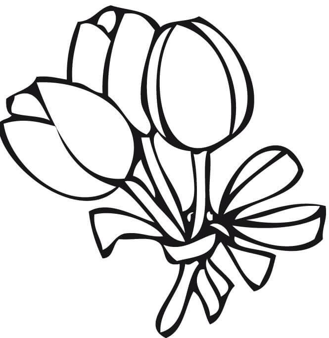 сервисных центров тюльпаны трафареты картинки широко