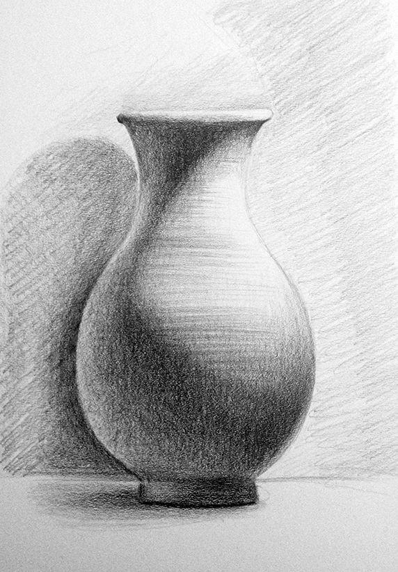 теперь картинки ваза с тенями шесть