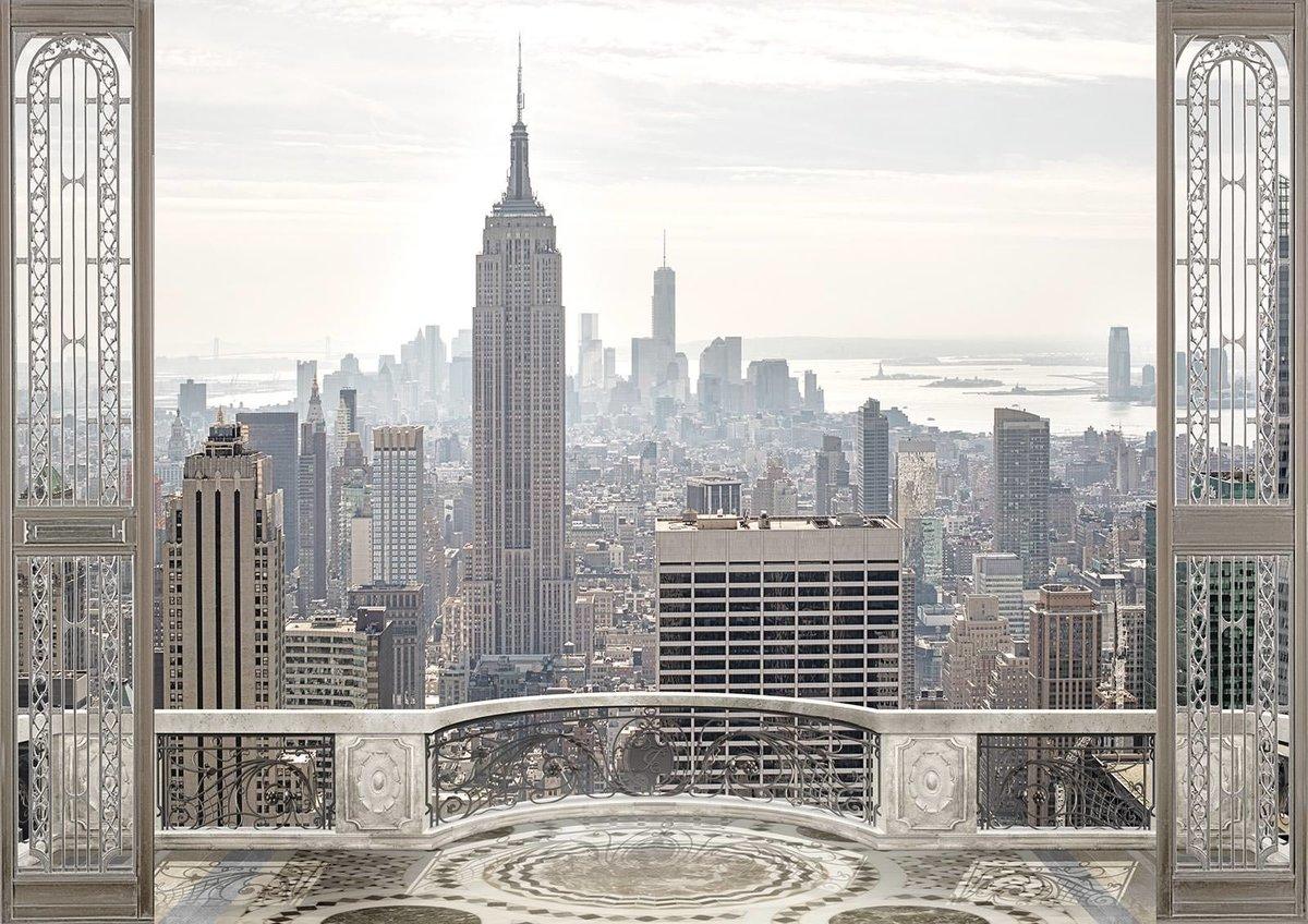 Картинка мегаполис из окна