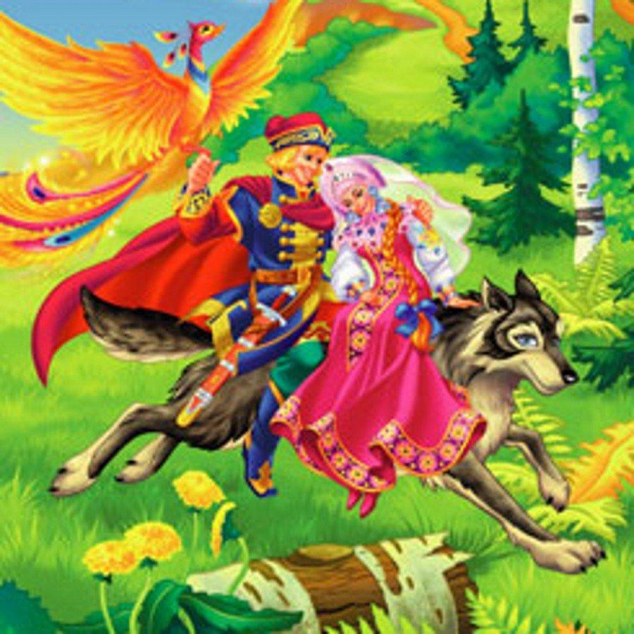 парк, сказки и картинки про серого волка тому претендует звание