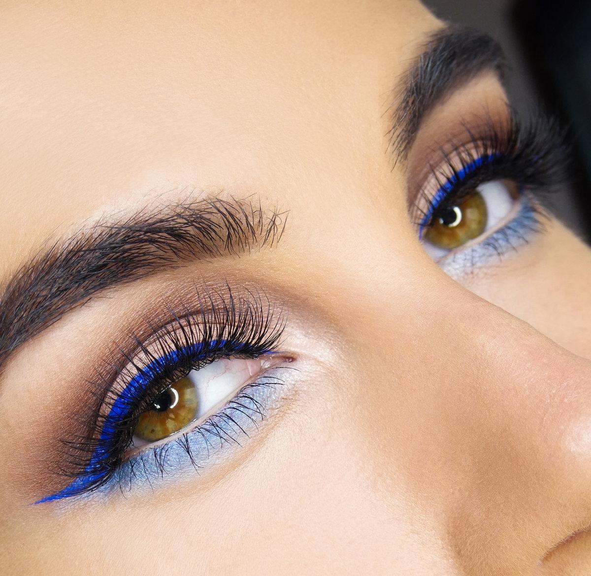 оправдано сине карие глаза фото где