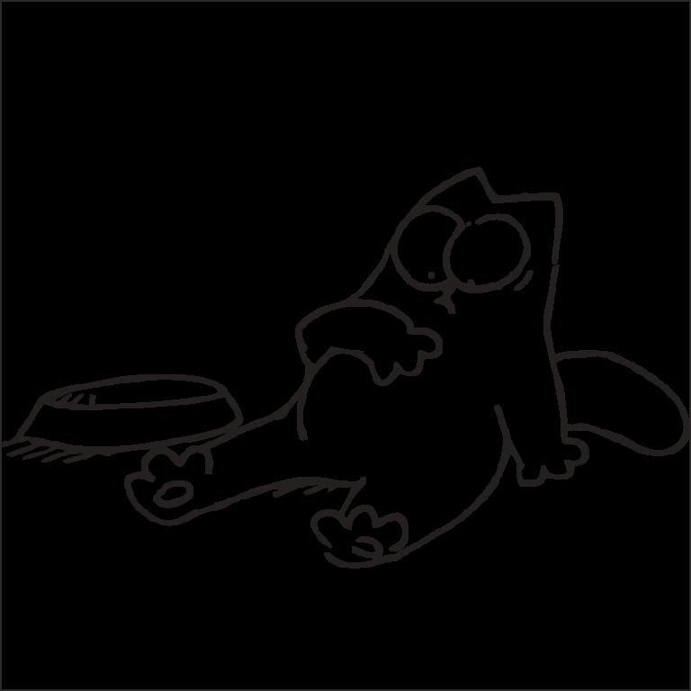 Смешной котенок рисунок карандашом, картинки про дедушку