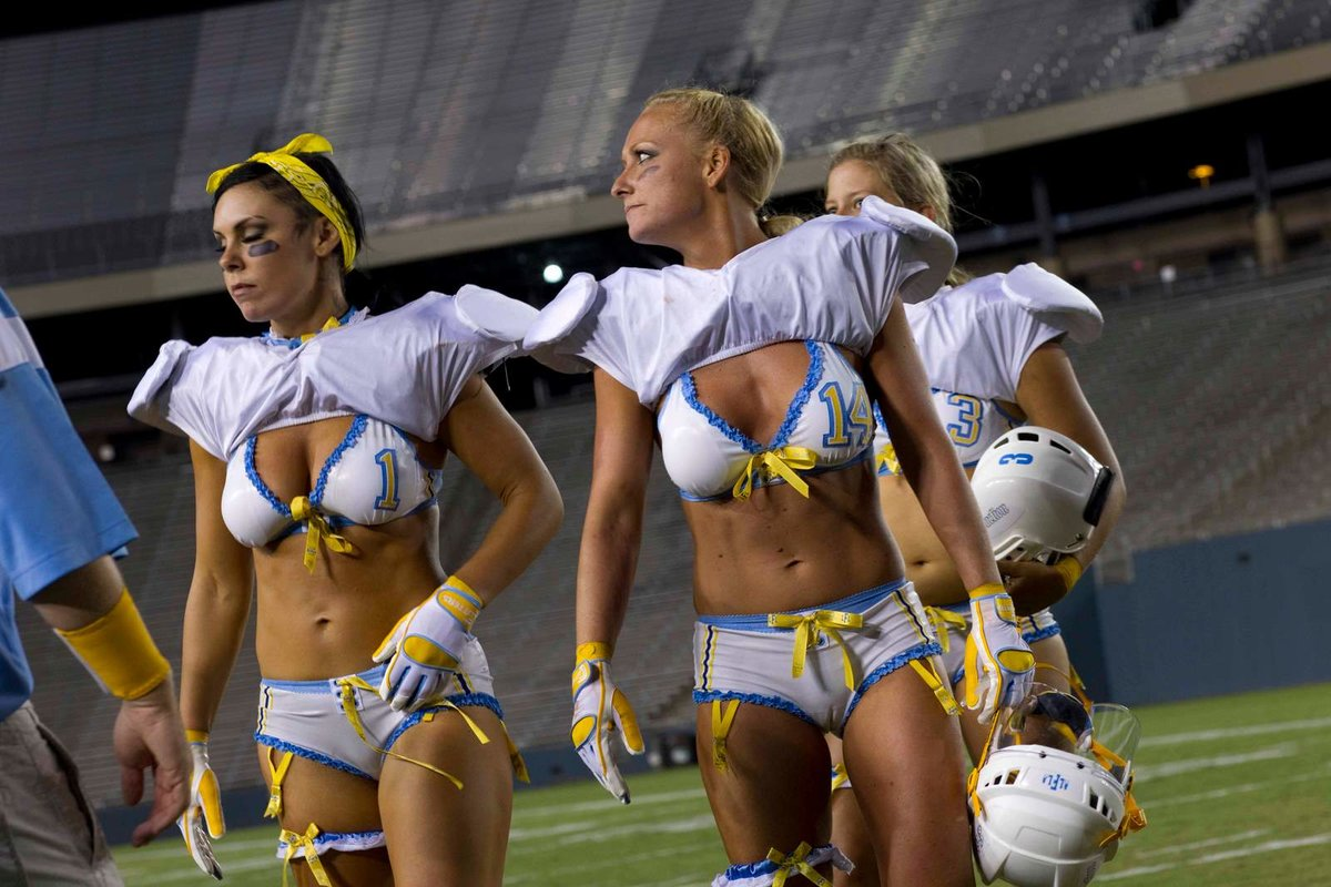 American football girls naked — 9
