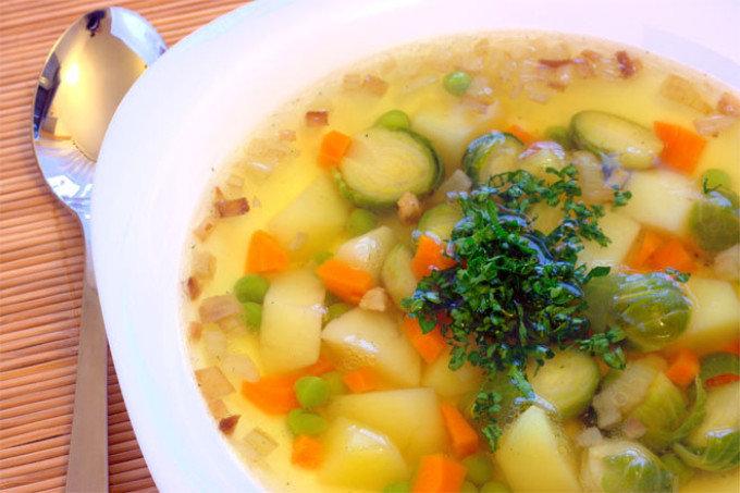 как подключить суп из брюссельской капусты рецепты с фото фестиваля показать