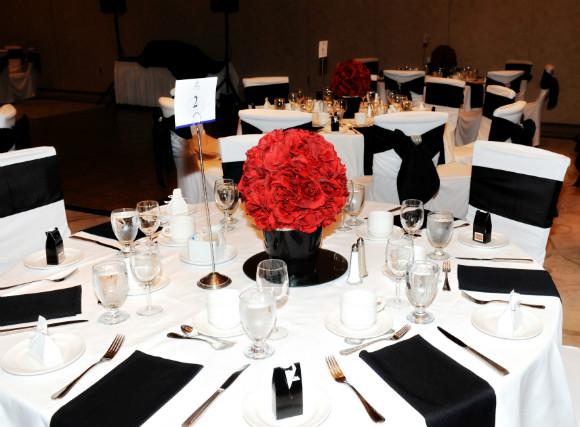 Best Black White Wedding Reception Ideas Photos - Styles & Ideas ...