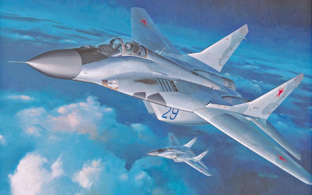Авиация рисунок