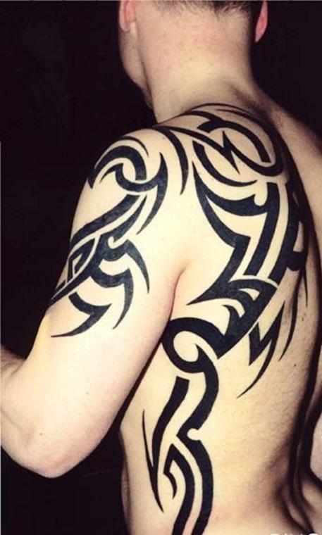 Полинезийские татуировки: значение, 44 фото татуировки, эскизы 62