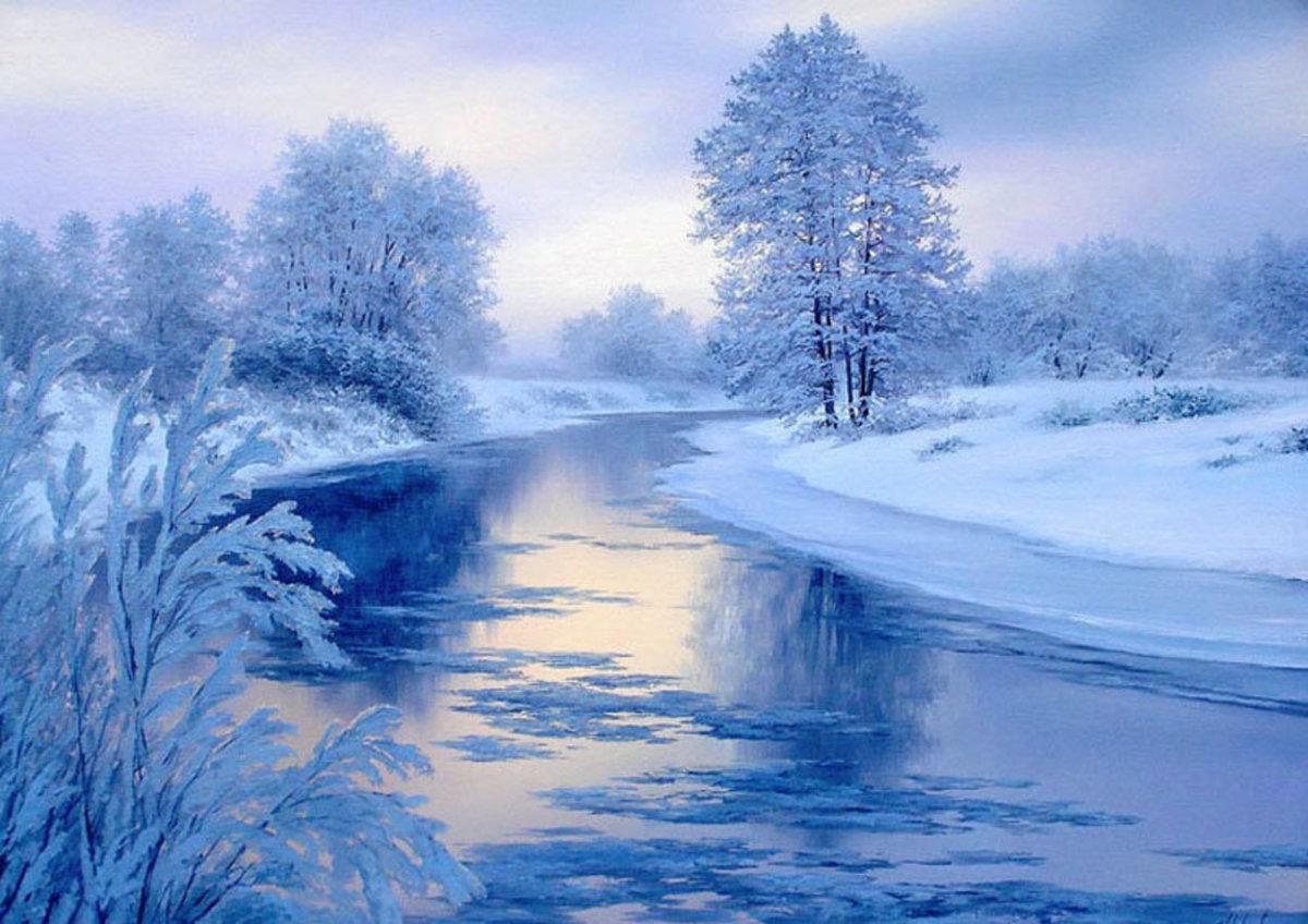 Праздником, открытки с снегом