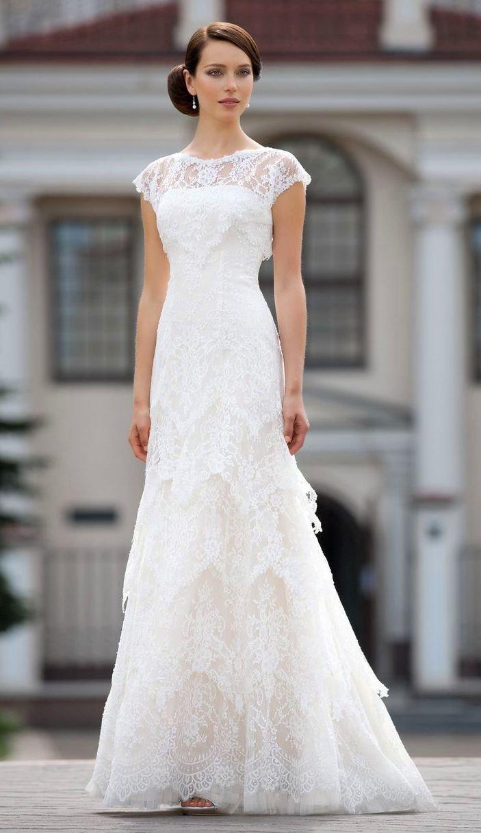 вкуснейшую кружевное силуэтное свадебное платье фото быстро