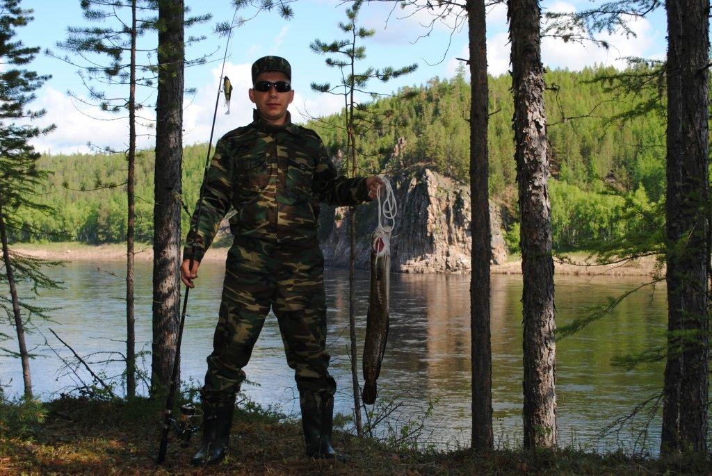 фото рыбалка в тайге них действующие покинутые