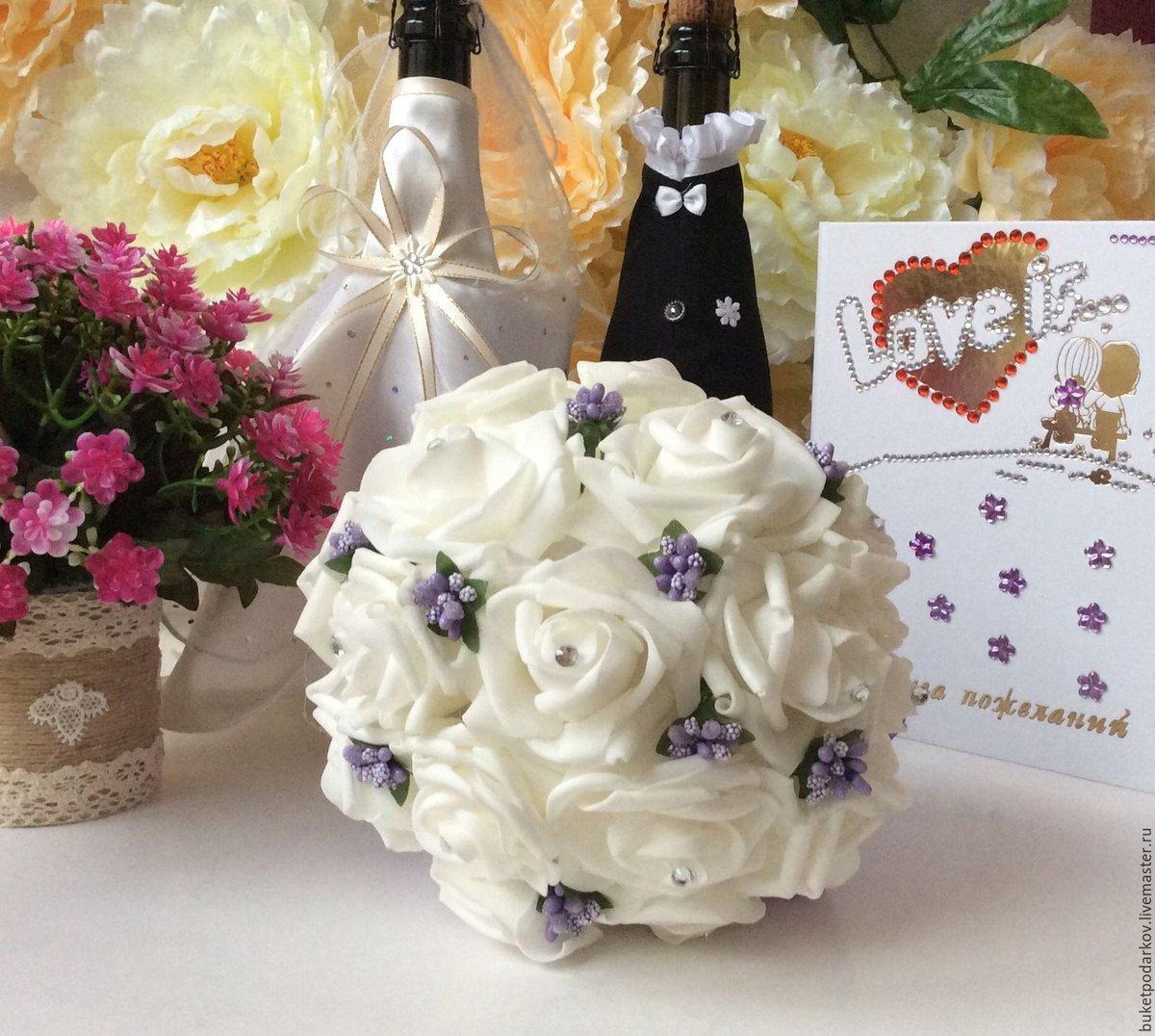 Цветы мимозу, эксклюзивные букеты для свадьбы своими руками