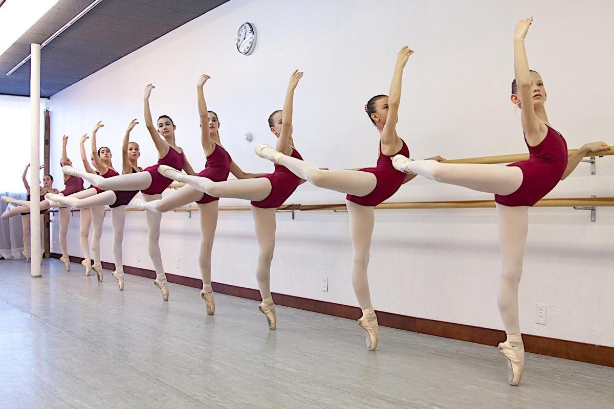 Как тренируются балерины видео — 8