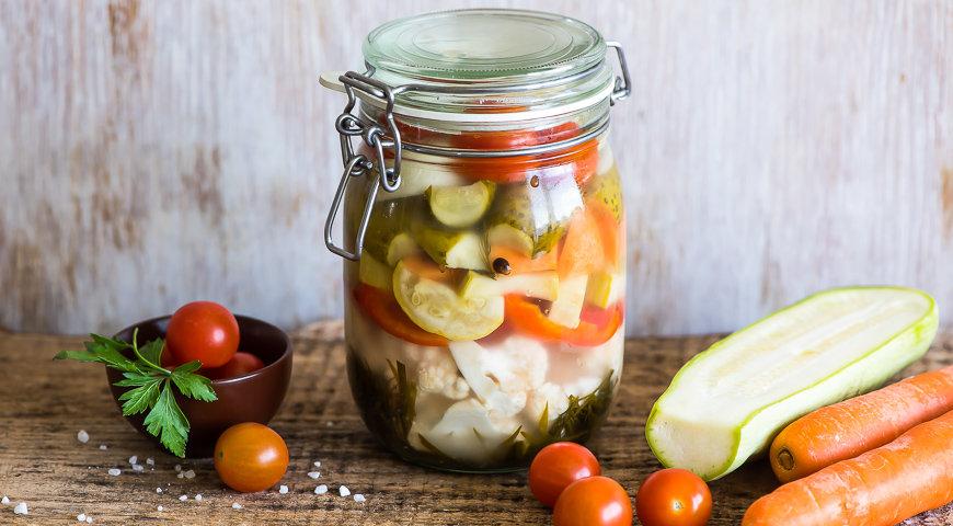 Овощи на пару рецепты с фото день рождения