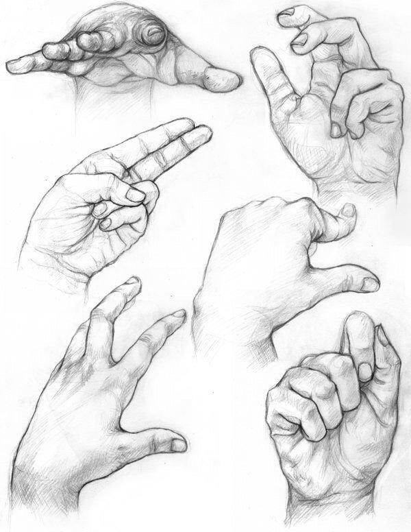 Картинки нарисованные от руки карандашом