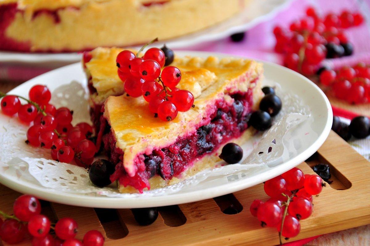 загружайте рецепт ягодного пирога с фото фотки зимние
