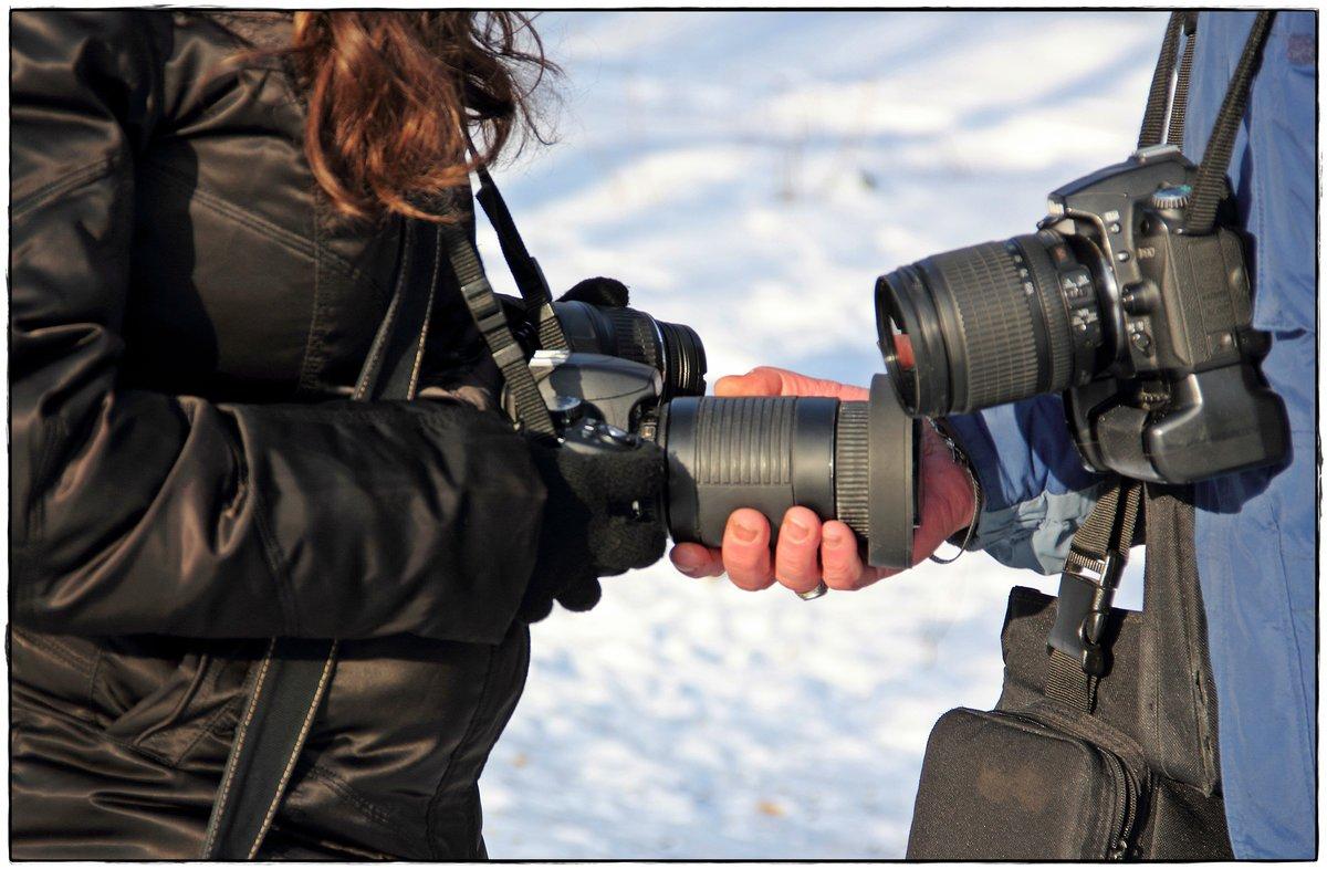 как настроить фотоаппарат для зимней фотосессии разнообразию цветовой