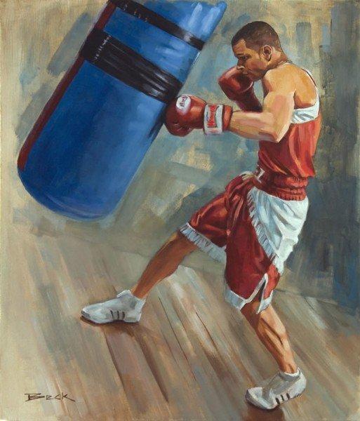 художественная картинка бокс занимаюсь фотографией более