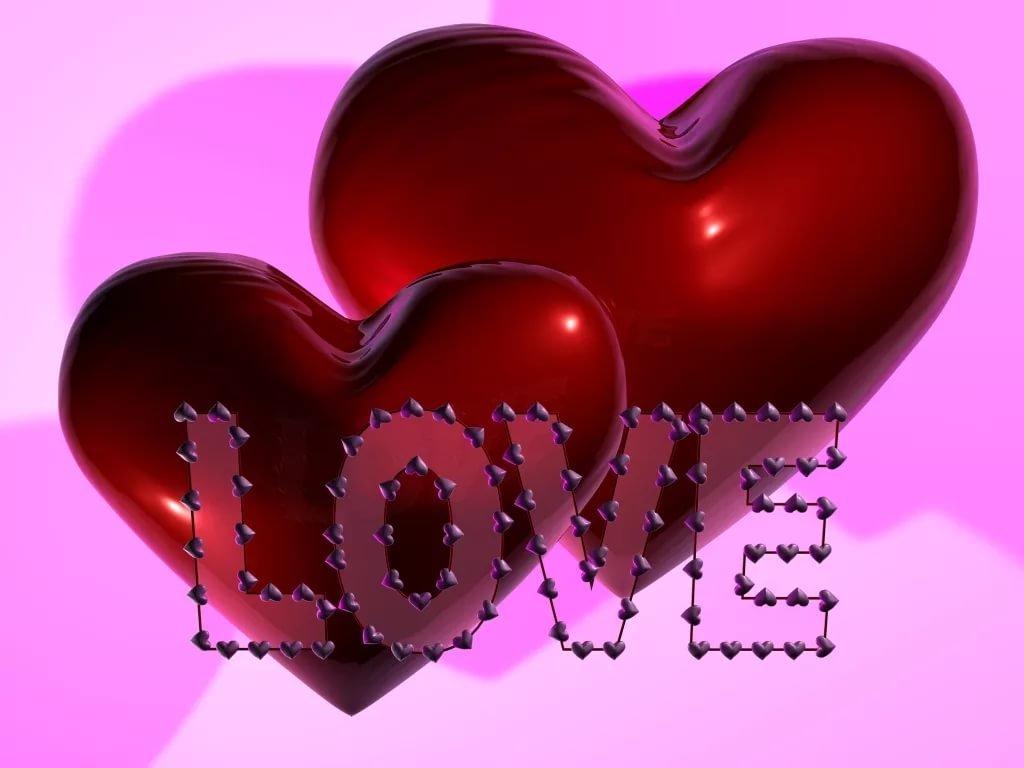 Картинки с надписями для телефона про любовь