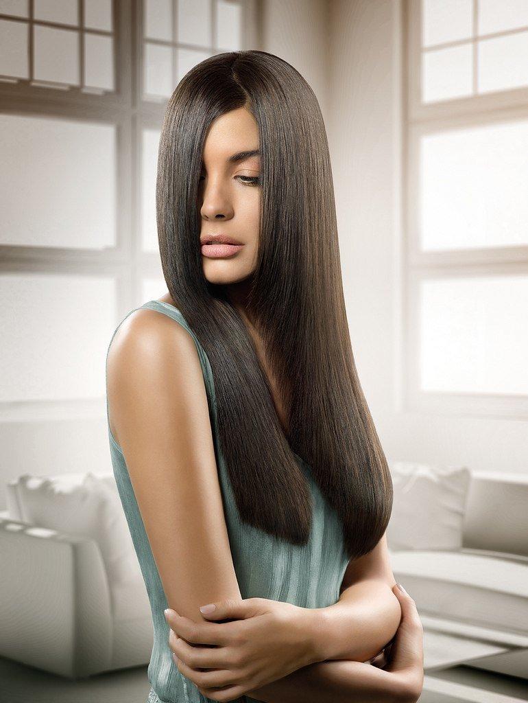гладкие длинные волосы картинки свой порядок