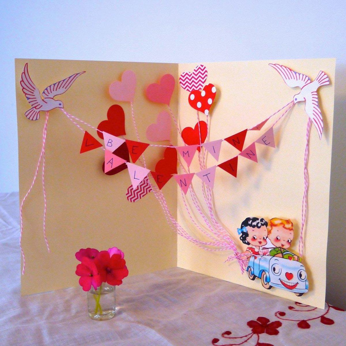 Картинки, как красиво украшать открытки