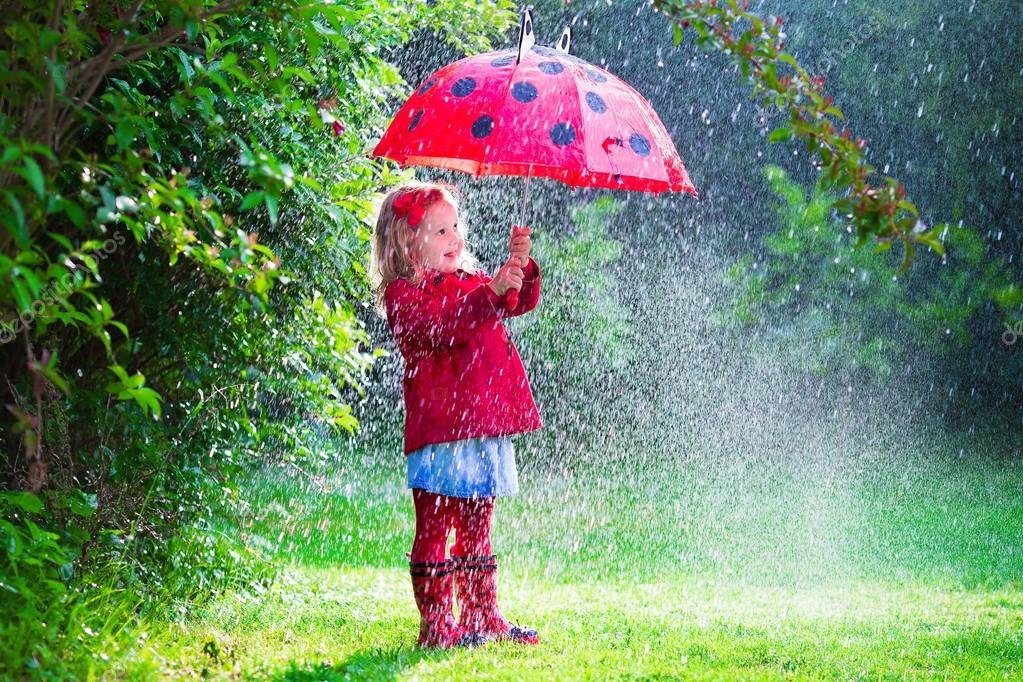 Картинки про дождик