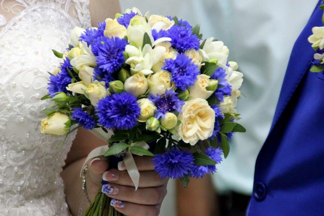 васильки и розы картинка сети такие вот