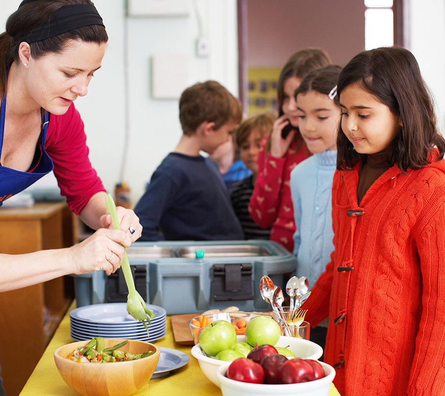 Красивых, картинки питание школьников