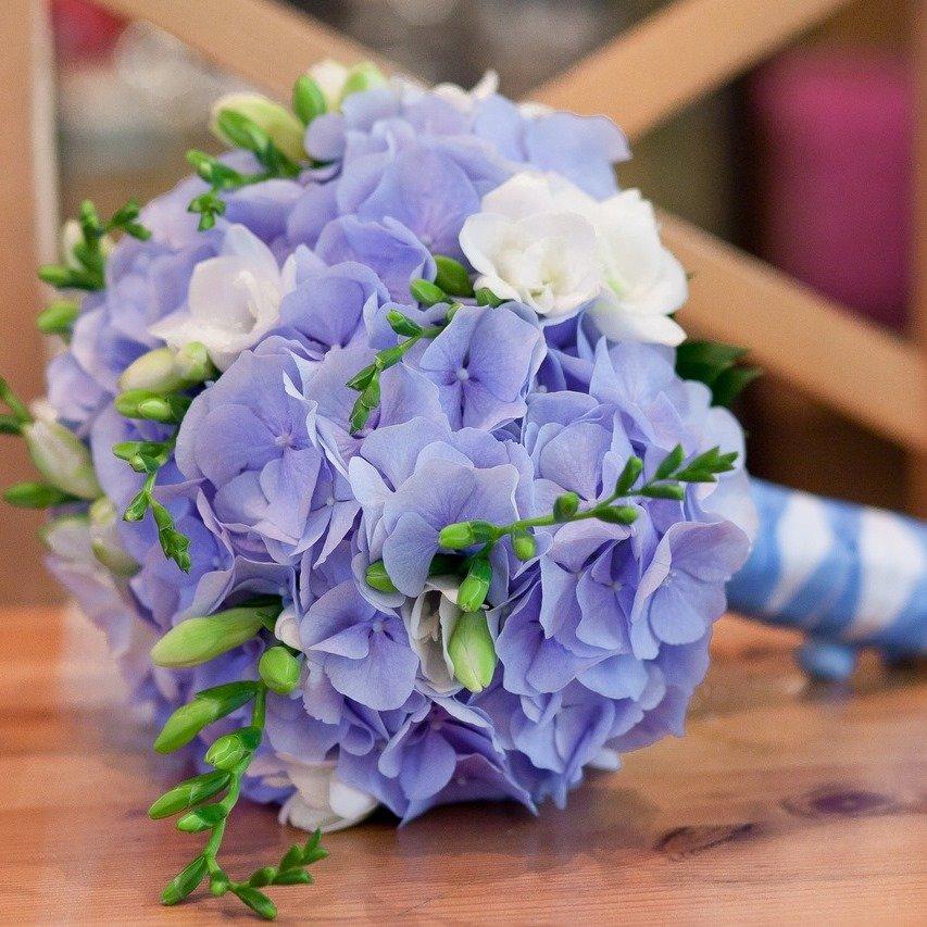 Гортензия букет невесты отзывы, магазин