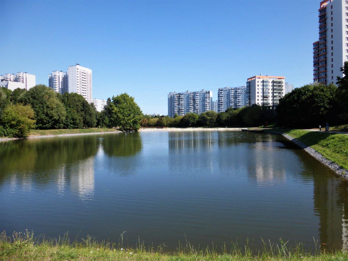 кировоградский пруд фото