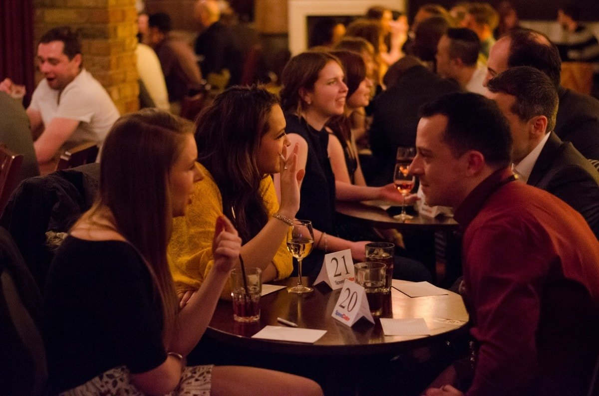 Best speed dating events in usa